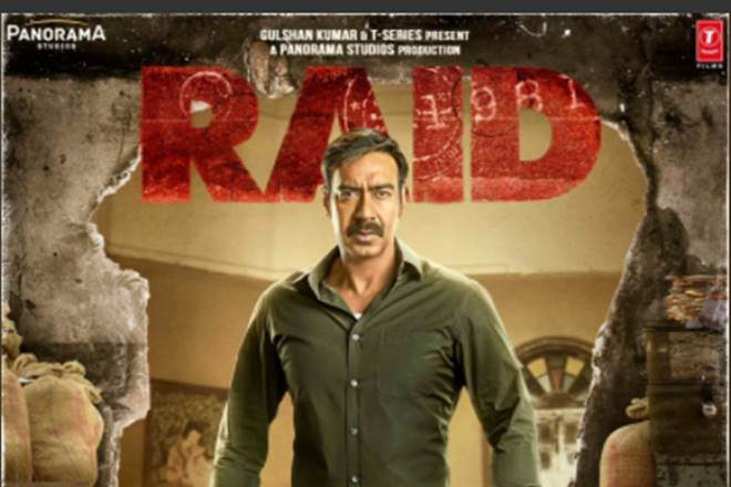 raid movie story based on